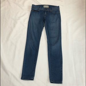 Free People Skinny Jeans Juniors Women's Size 24